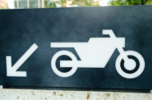 バイクの駐車場 & 駐輪所のまとめ(バイク置場/時間貸し)