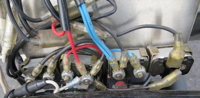 車・バイクの電気配線
