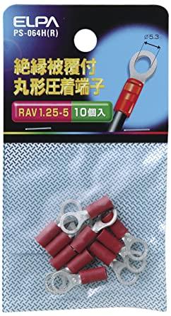 丸型圧着端子R1.25-5