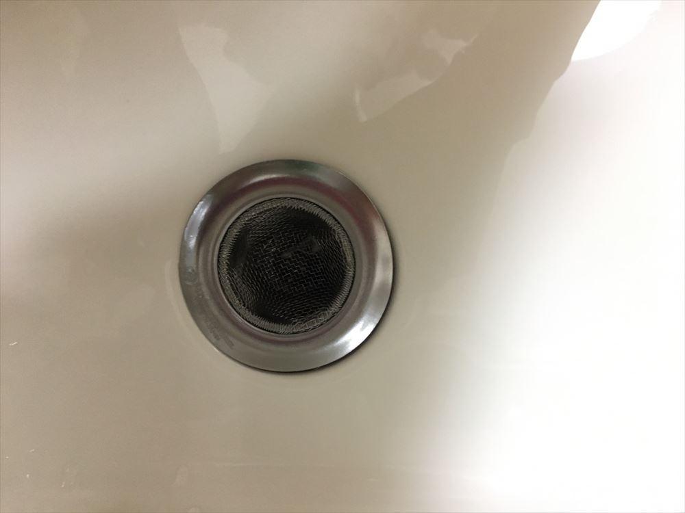 洗面 所 排水 口