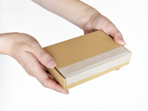 定型外郵便・定型郵便で荷物が届かない