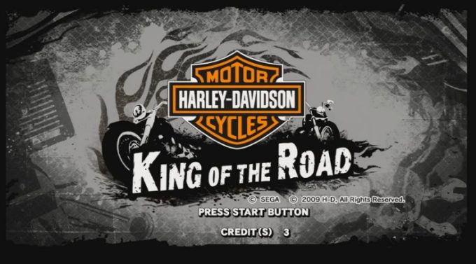 HARLEY-DAVIDSON KING OF THE ROAD