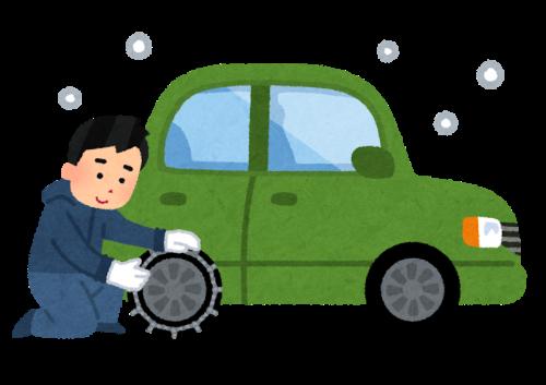 タイヤ交換の作業工賃まとめ(適正平均価格/最安値/車/バイク)