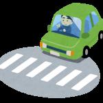 道路交通法 第38条(横断歩道等における歩行者等の優先)